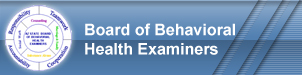 Board of Behavioral Health Examiners